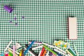 School background — Stock Photo