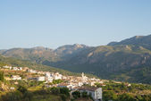 Guadalest valley — Stock Photo