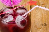 Cocktail fruttato — Foto Stock