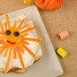 Stock Photo: Sunny side up