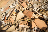 瓦砾 — 图库照片