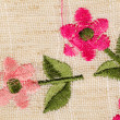 Stockfoto: Embroidery