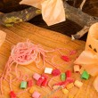 Trick or treat candy — Stock Photo #33158847