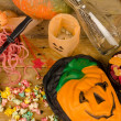 Halloween kid party — Stock Photo #33244793