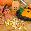 Halloween kid party — Stock Photo #33245047