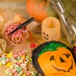 Trick or treat — Stock Photo