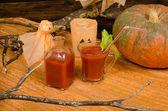 Halloween drink — Stock Photo