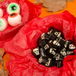 Assorted Halloween candy — Stock Photo #34279329