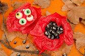 Halloween candy — Stock Photo