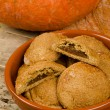 Stock Photo: Pumpkin pastry