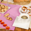 Rugelach and sufganiyot — Stock Photo #34420015