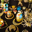 Colorful trinkets — Stock Photo