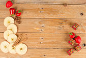 Aromatic apples — Stock Photo