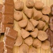 Stock Photo: Assorted chocolate candy