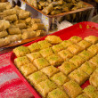 Moroccan pastry — Stock Photo