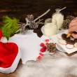 Treats for Santa — Stock Photo