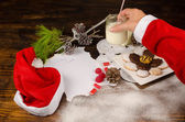 Treats for Santa — Stockfoto