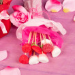 Stock Photo: Valentines Day candy