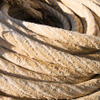 Old rope — Stock Photo