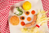 Leuke voedsel — Stockfoto