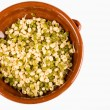 Soy sprouts — Stock Photo