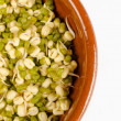 Stock Photo: Soy sprouts
