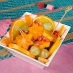 Fruit salad for kids — Stock Photo #41832447