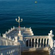 Stock Photo: Benidorm  landmark viewpoint