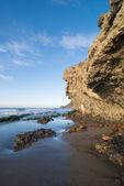 Cabo de gata pobřeží — Stock fotografie