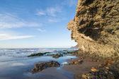 Rocky Cabo de Gata Coastline — Stock Photo