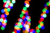 Festive lights — 图库照片