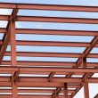 Metal girders — Stock Photo #43006625