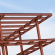 Building framework — Stock Photo #43007663