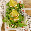 Creative salad — Stock Photo
