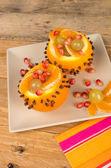 Aromatic fruit salad — Foto de Stock