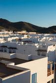 Andaluzyjskie domki — Zdjęcie stockowe