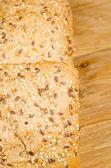 Multi grain bread — Stock Photo