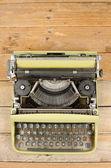 Classic typewriter — Zdjęcie stockowe