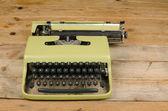 Classic typewriter — 图库照片