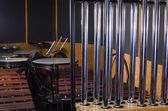 Tubular bells — Stock Photo