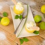 Постер, плакат: Lemon sorbet