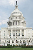 West Portico of United States Capitol — Stock Photo