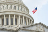 East Front of United States Capitol — Stock Photo