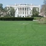 South Facade of the White House — Stock Photo #3037611