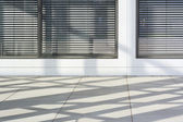 Architecture with Shadows — Stock Photo