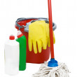 Cleaning tools — Stock Photo #1893931