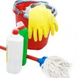 Cleaning tools — Stock Photo #1893953