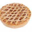 Traditional apple pie — Stock Photo