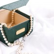 Pearl necklace — Stock Photo #5859523
