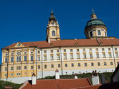 Melk-Austria — Stock Photo